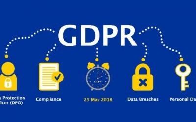 Viktig information om GDPR
