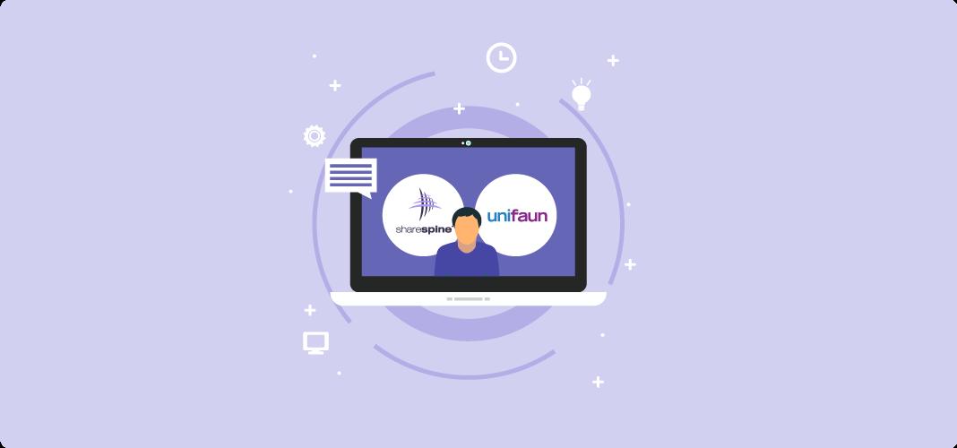Webinar Sharespine & Unifaun 28:e maj