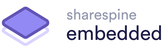 Embedded IPaaS Sharespine