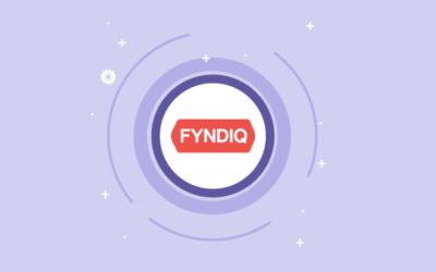 Fyndiqs nya plattform är öppen