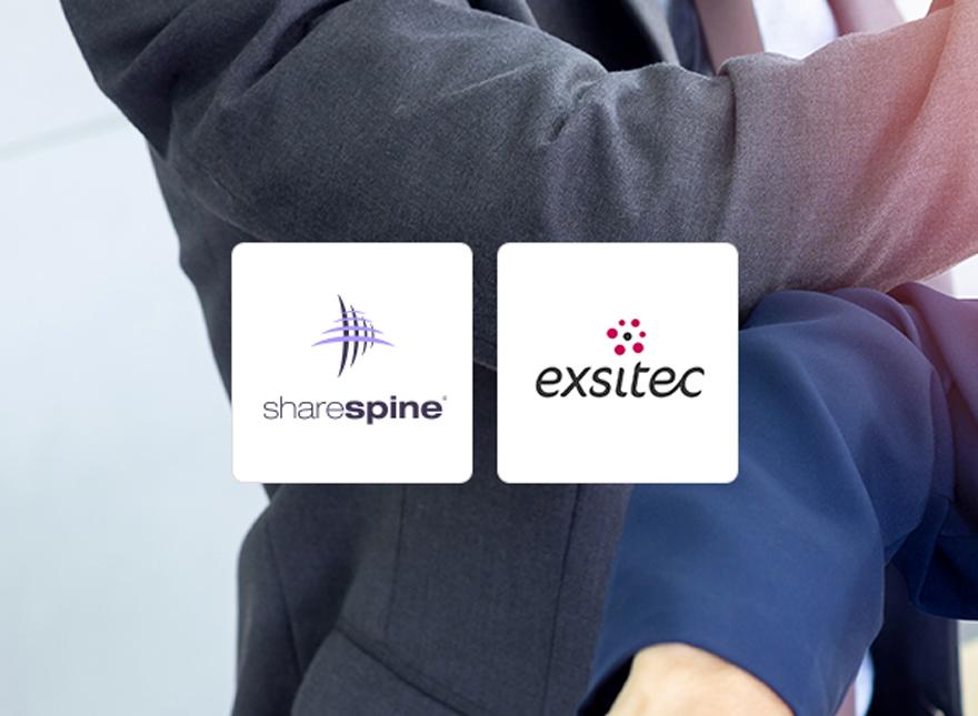 Exsitec & Sharespine i nytt partnersamarbete