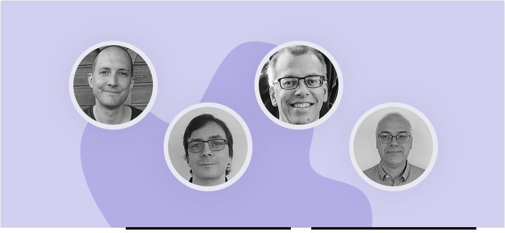 Sharespine växer & utökar med 4 nya kollegor i Uddevalla & Malmö