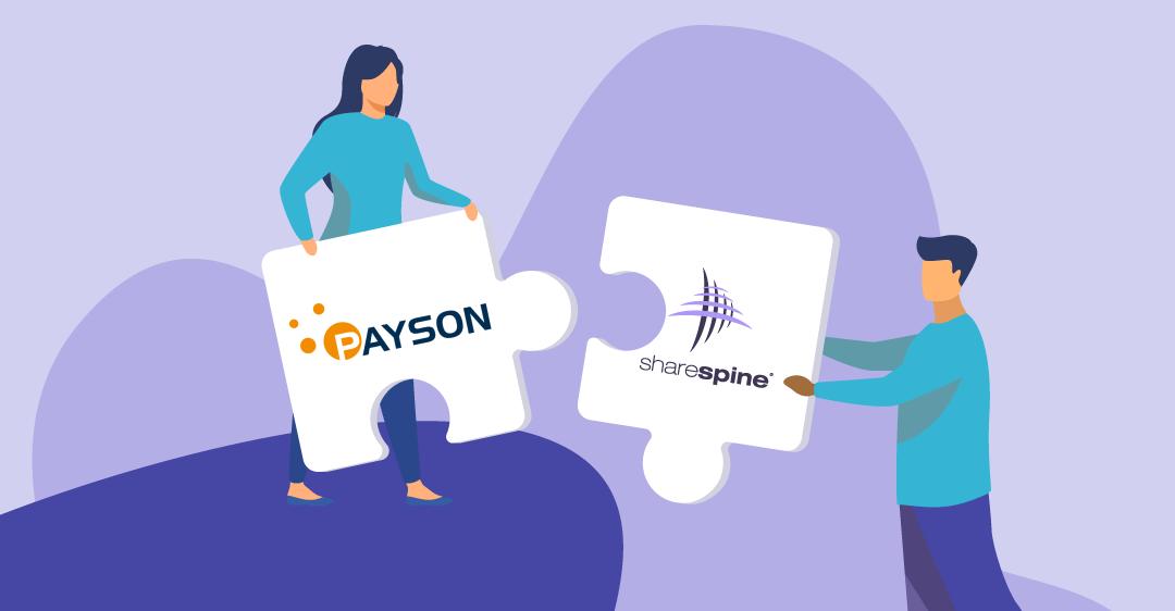 Sharespine ingår samarbete med betaltjänsten Payson